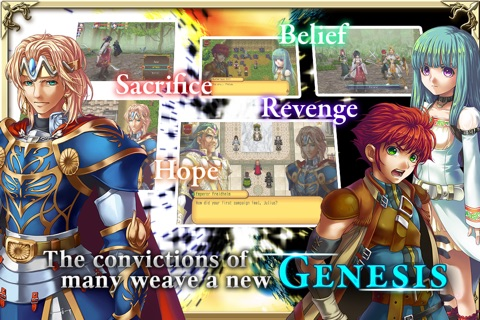 RPG Alphadia Genesis 2 screenshot 2
