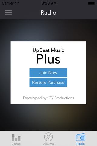 UpBeat Music screenshot 2