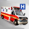 Ambulance Parking - Emergency Hospital Driving Free