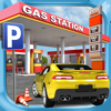 Gas Station Car Parking Simulator a Real Road Racing Park Game - Play With Games Ltd