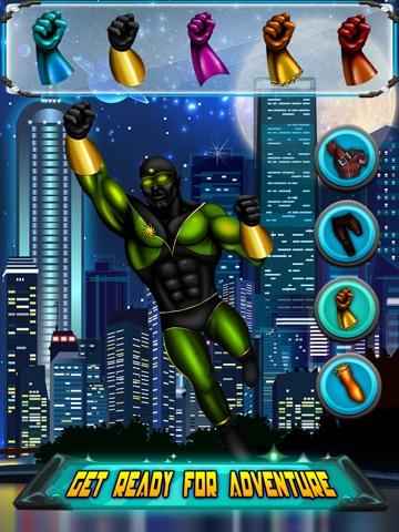 Create Your Own Superhero Maker – Super Hero Creator Games for US Man Free-ipad-2