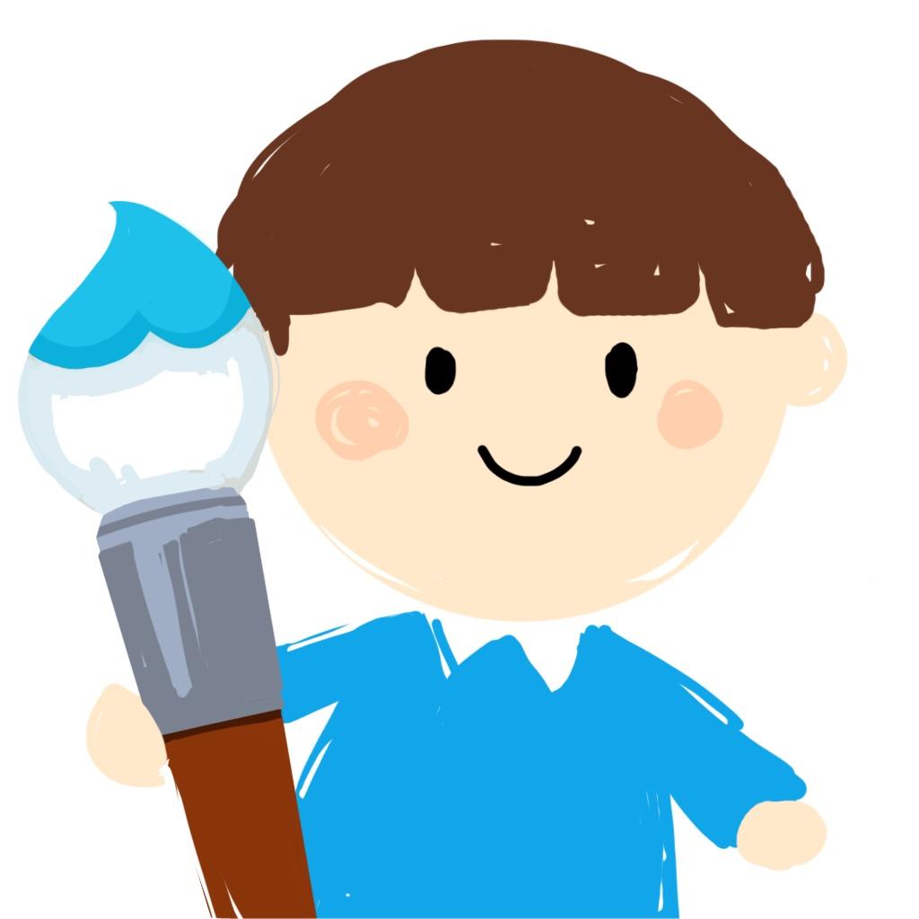 适合3岁以上小朋友的绘画应用,提供了40个画作,采用了小朋友们喜爱的逐步教学方法,只需要跟着一步一步来就可以完成一幅画作的练习。还提供了PK 模式,让画画不再是一个人的孤单练习,充满趣味哦! 功能特点; 1、深受小朋友们喜爱的逐步教学方法; 2、可对孩子学习作品进行评分; 3、40款简单有趣的课程,由专业的艺术家进行录制,课程包括动物、植物、交通工具、怪兽和人物; 4、提供PK模式,孩子可以与朋友或者父母进行对战,看谁画的又好又快; 5、提供很好用的画板,包含18个颜色、3种笔刷 6、可以导入照片作为画板