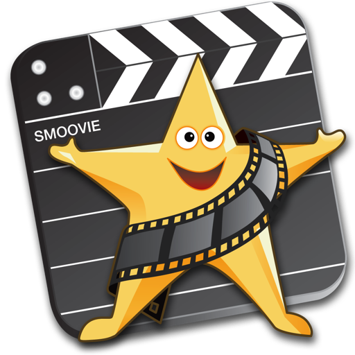 Smoovie 2 - Beautifully Simple Stop Motion Animation for Mac