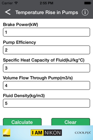 Electrical Eng Calculator screenshot 3