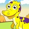 Aktiv-Lernspiel Für Kinder mit Dinosaurier.n: Lernen Für Vorschule und Kindergarten mit Dino.s