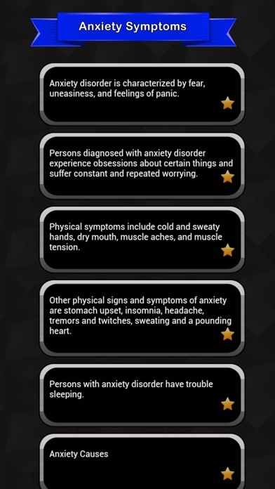 download Anxiety Symptoms apps 0