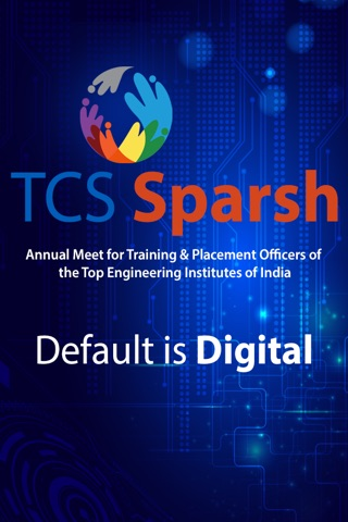 TCS  Sparsh 2015 screenshot 1
