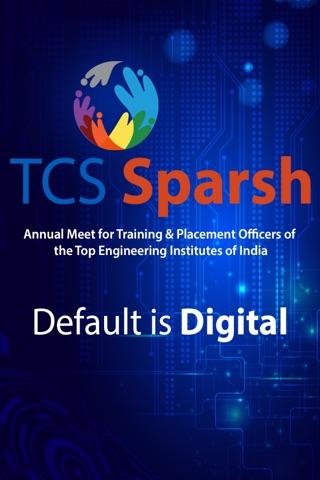 TCS  Sparsh 2015 screenshot 1