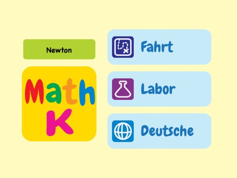 MathLab for Kindergarten Screenshot