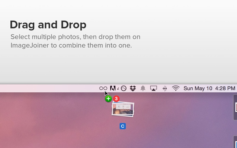 combine two jpegs into one pdf mac