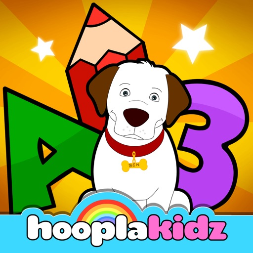 HooplaKidz Fun with ABC and 123
