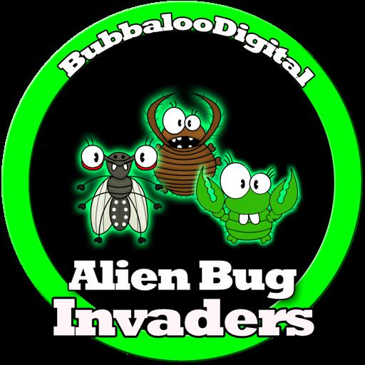 Alien Bug Invaders
