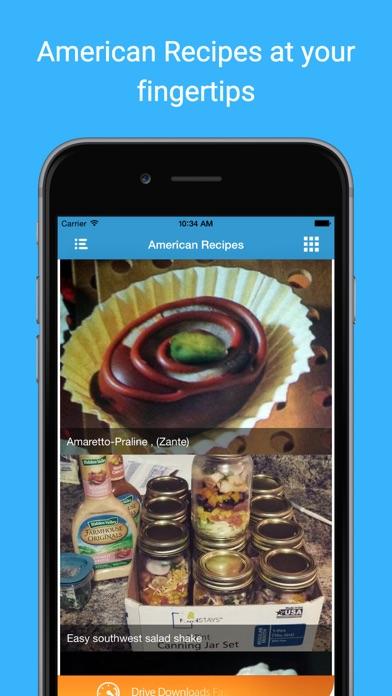download Sandwich healthy recipe Videos: Cook American food apps 3
