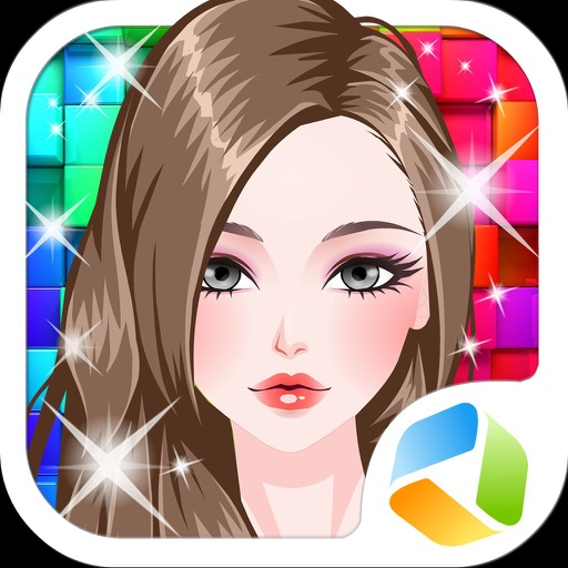 American Fashion Girl - start the journey of fun dressing up iOS App
