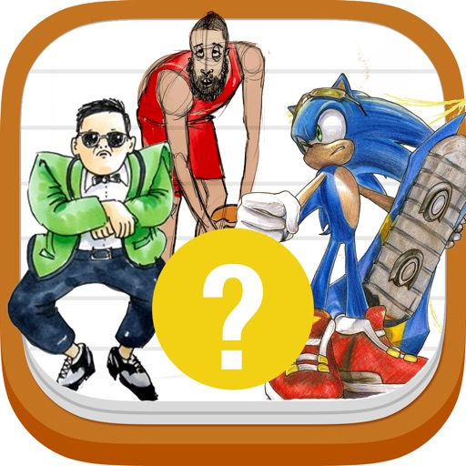 Guess The Drawing - Sketch Something What's That Drawing? iOS App