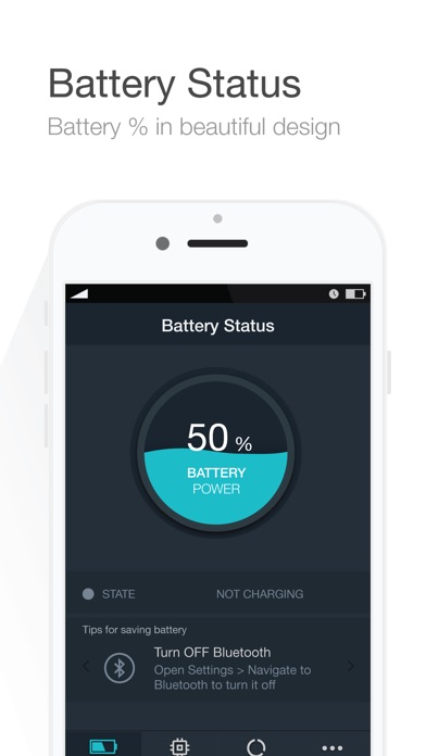 download Battery Saver - Manage battery life & Check system status - apps 1