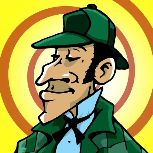 侦探福尔摩斯: 诱捕猎人——寻物解谜大冒险