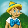 Abenteuer des Pinocchio: Geschichte eines Hampelmanns. Malbuch für Kinder