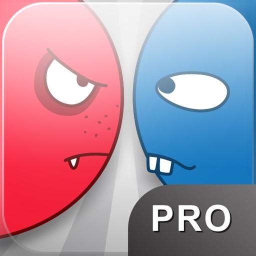 红蓝大作战豪华版:Virus Vs. Virus Pro【双人游戏】