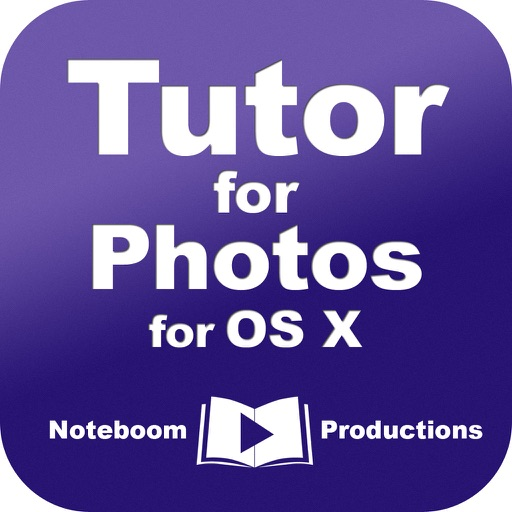 Tutor for Photos for OS X iOS App