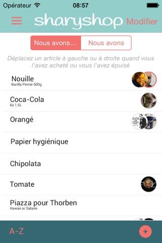 SharyShop screenshot 1