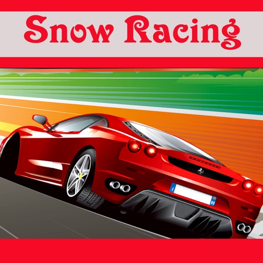 Car Drift Racing on HighWay With Snow Collect Cash iOS App