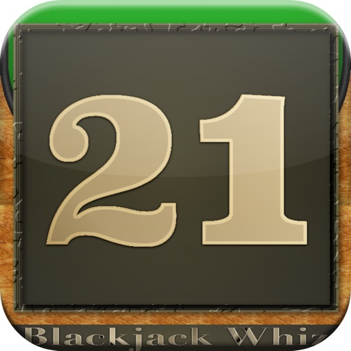 Blackjack Whiz - Blackjack Trainer iOS App