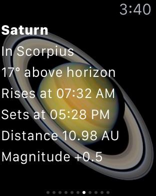 Screenshot #14 for SkySafari 5 Plus