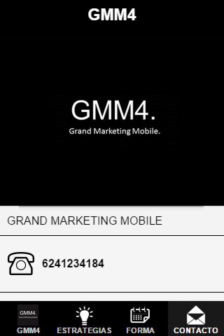 Grand Marketing Mobile screenshot 2