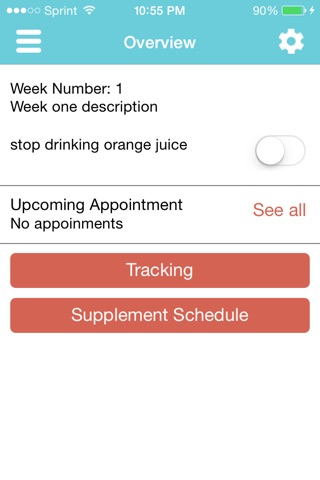Nutritional and Functional Medicine screenshot 2