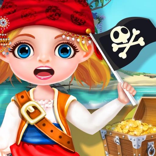Little Pirate Island Adventure! Fun Kids Games iOS App