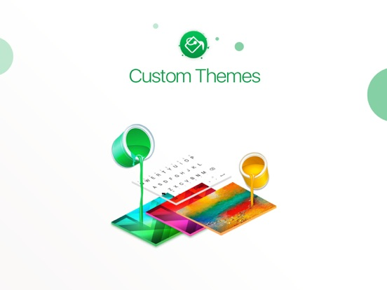 TouchPal - disegna la tua tastiera con temi, font e emoji Screenshot