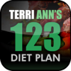 T Mitchell - Terri Ann's 123 Diet Plan artwork