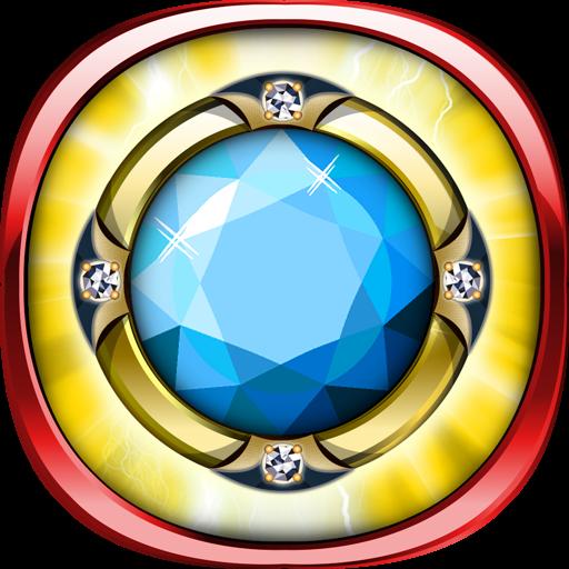 匹配对对碰游戏 Easy Gems: Amazing Match 3 Puzzle