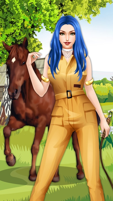download Horse Virtual Trainer - Animal Lover's Dream Job apps 0