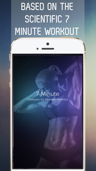 download 7 Minute Obliques Workout for Women At Home apps 3