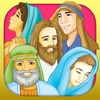 Bible People Premium - 24 Storybooks and Audiobooks about Famous People of the Bible famous deaf people