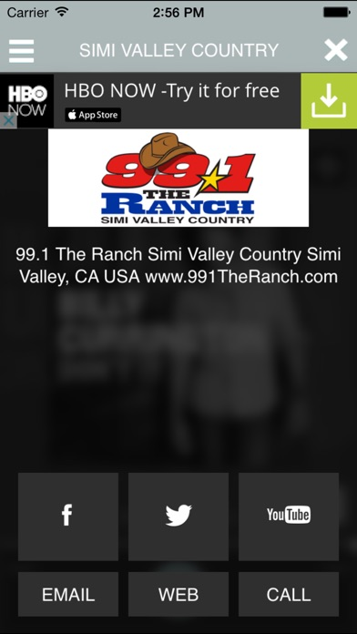 download 99.1 The Ranch apps 2
