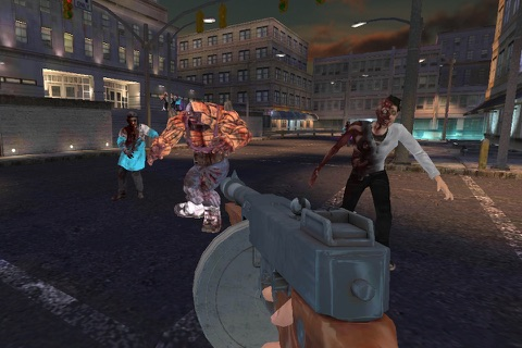 Infected Zombies Battle:Play Ultimate Vengeance Counter-Strike Frontier Dead of Survival screenshot 3
