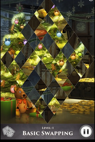 Hidden Scenes - O Christmas Tree screenshot 1