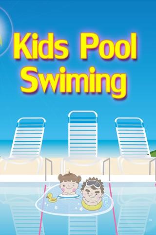 Kids Pool Swimming screenshot 1