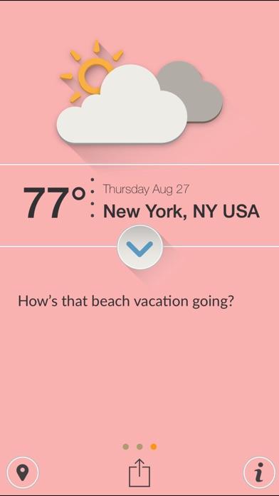 Cranky Weather - FML Reports Screenshots