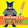 Coloring Game for Batman