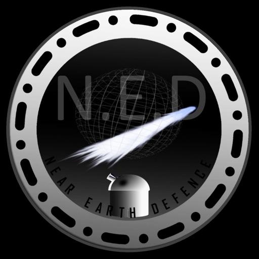 Free-NED Near Earth Defence iOS App