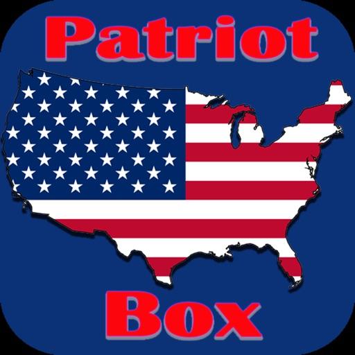 Patriotic Music Box iOS App