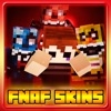 FNAF Skins for Minecraft PE ( Pocket Edition )