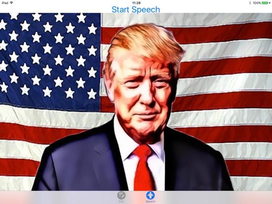 starting speeches