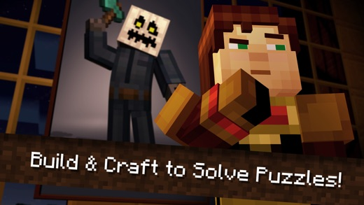 Minecraft: Story Mode Screenshots