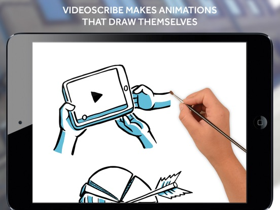 VideoScribe Anywhere Screenshot