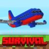 Aircraft Survival . マインクラフト 飛行機 レーシング (トップ 飛行 げーむ)